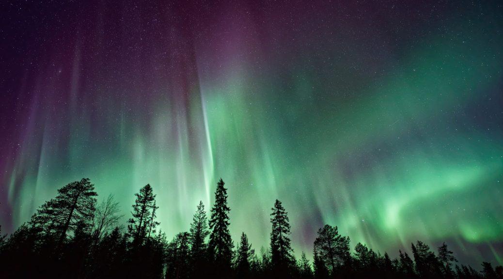 Sonnenstürme - was Polarlichter mit Stromausfällen zu tun haben